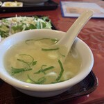 五修堂 - スープ