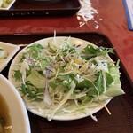 五修堂 - サラダ