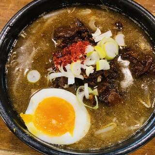 池谷精肉店 - 料理写真:牛スジ漬け汁