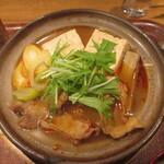 147927457 - 牛すじ豆腐
