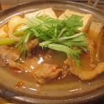 147927466 - 牛すじ豆腐