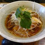 奥三河製麺 - 料理写真:鶏そば