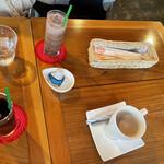 モカジャバ カフェ - ドリンク