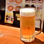 147933350 - 生ビール【中】@600円