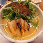 Umekisanchinodaidokoro - 令和2年11月 ラーメン御膳 税込1320円