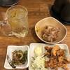 二升五合 - 料理写真:昼吞みサービスセット