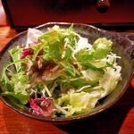 十勝ダイニング 豚っく - サラダ