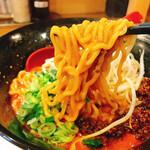 Tantammen shisen - もっちり麺が美味い
