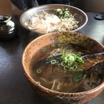 甘味 手打ち蕎麦 しも村 - 料理写真:
