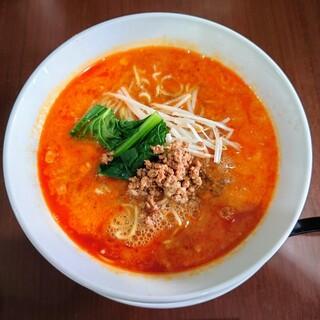 翠陽 - 料理写真:令和3年3月 ランチタイム 担々麺