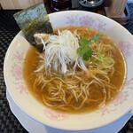 つけ麺・ラーメン・油そば 八本松製麺所 - 貝ラーメン