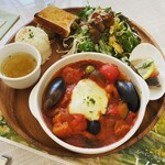 L'Olive - プレートランチ