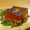 石臼挽き手打 蕎楽亭 - 料理写真:穴子の煮こごり