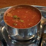 ピーパルツリー - ダル(豆スープ)