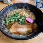 広島らーめん 平の家 - 料理写真:さかな豚骨ラーメン