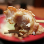 魚 枡 - 鶏唐揚げ定食(おろしポン酢)