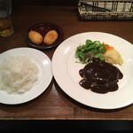洋食や なかむら - 洋食セットA