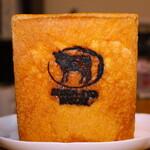 清泉寮パン&ジャム工房 - 料理写真:ジャージーミルク食パン660円税抜き