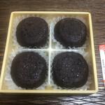 小松家 おはぎ店 - 料理写真:おはぎ 4個入