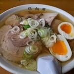 147989117 - チャーシュー麺  +  煮たまご