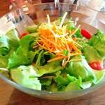 ピソラ - 山盛りグリーンサラダ