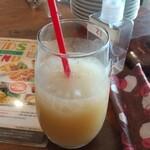 ピソラ - 桃ジュース