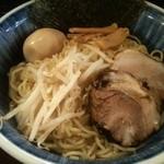 百舌 - 2012年9月14日 ごまつけ麺