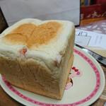 Rapan - ベーコンチーズ生食パン