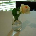 カノビアーノ アネックス - ☆お花があると嬉しいですね☆