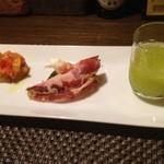 14800766 - ランチA(1400円):前菜盛合せ