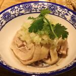 小籠包マニア - 蒸し鶏