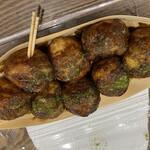 たこ焼き物語 - 料理写真: