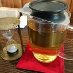 穀雨茶房もも - 薬膳茶