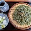 小倉庵 - 料理写真:【2021/3】3月限定よもぎそば