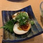 炭焼TOKI - 濃厚やみつき煮玉子