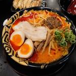 ハルピン 味噌らーめん 雷蔵 - 料理写真: