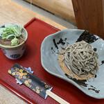 Teuchisobadokoroakitsu - 十割蕎麦 1050円