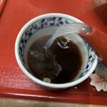 Teuchisobadokoroakitsu - 蕎麦湯はサラリ