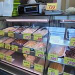 ヤスヒロ精肉店 - 惣菜。MIX野菜とフライを買えば、献立OK。