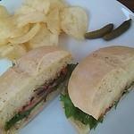 14802819 - サンドイッチのセット
