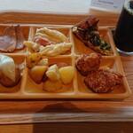 農家レストラン ダ・モンデ - 料理写真: