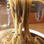 スパゲッティハウス パプリカ - 麺