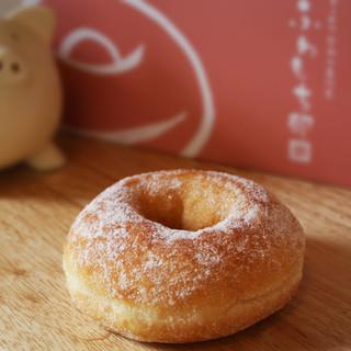 ふわもち邸 - 料理写真:みるくドーナツ