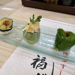 福ずし - 野菜寿司