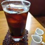 岩本珈琲 - アイスコーヒー