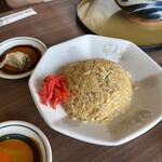 三宝亭 - 料理写真:半炒飯
