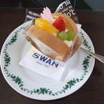 スワン洋菓子店 - 料理写真:フルーツロール