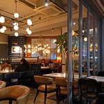 CAFE GITANE - 夜カフェに最適なジタン〜♬