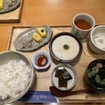 中央食堂・さんぼう - 麦とろろ御膳