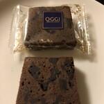 OGGI - ガトーショコラは個包装